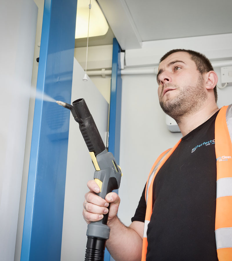 Industrial Cleaning Service in Scotland