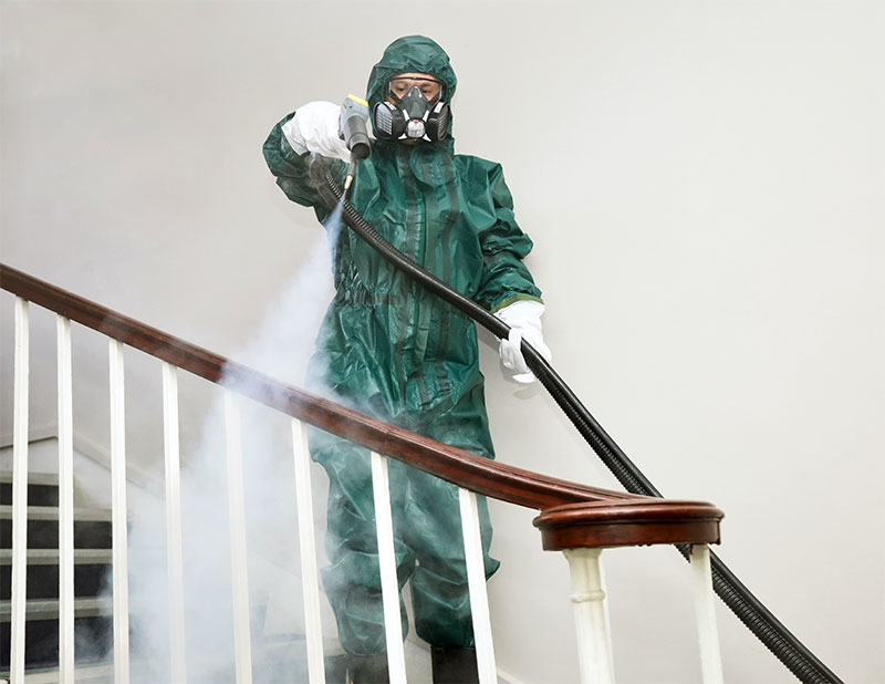 High Standard Contract Cleaning Service