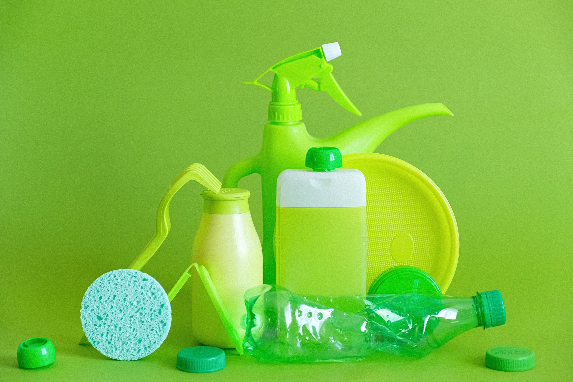 The Ultimate List of Green Cleaning Products