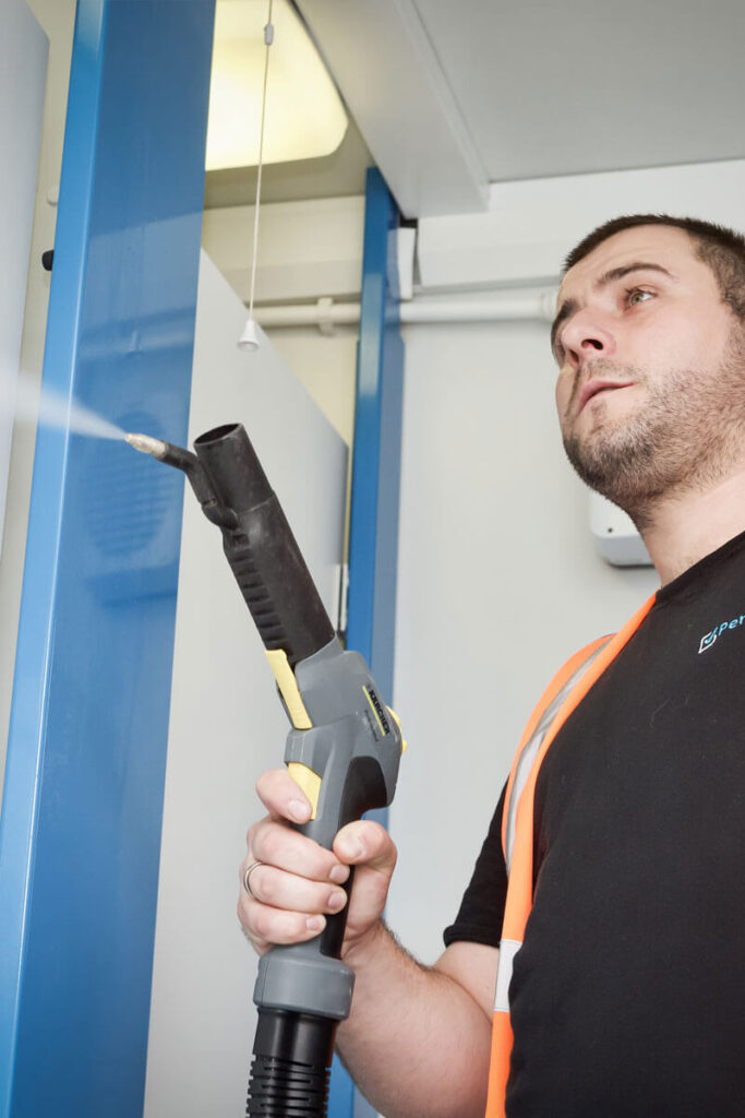 Industrial Cleaning Services Scotland